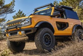 2021 Ford Bronco is Pure Off-roading Love Starting At $29,995