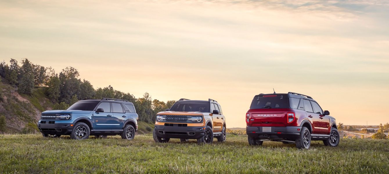 2021 Ford Bronco Sport is a Horse for a Softer Course