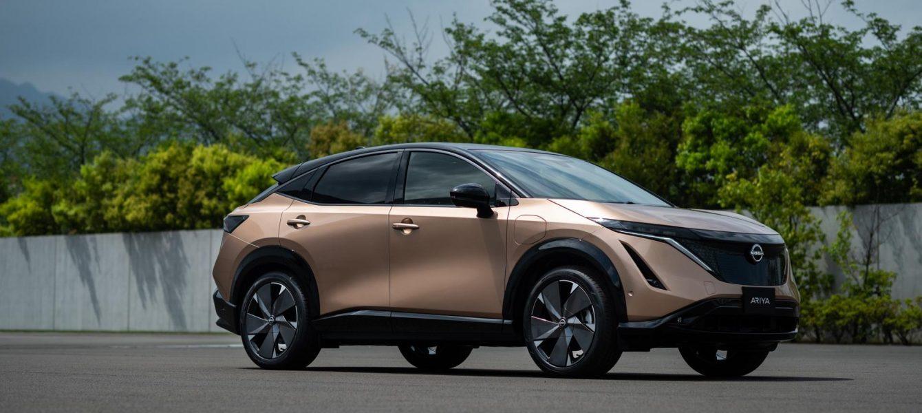 2022 Nissan Ariya Revealed: 300 Mile Range, $40,000 EV Takes Aim at Tesla