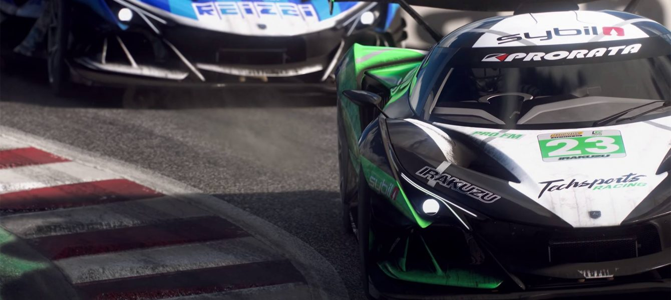 New Forza Motorsport Trailer Teases Next-Generation Xbox Racer