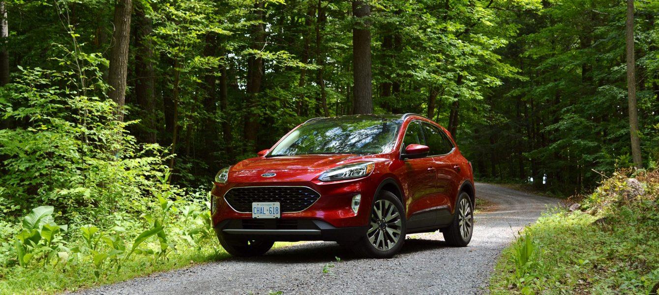 2020 Ford Escape Titanium Review
