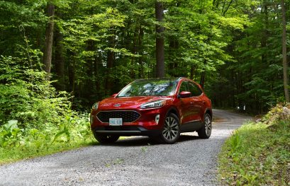 2020 Ford Escape Titanium Review