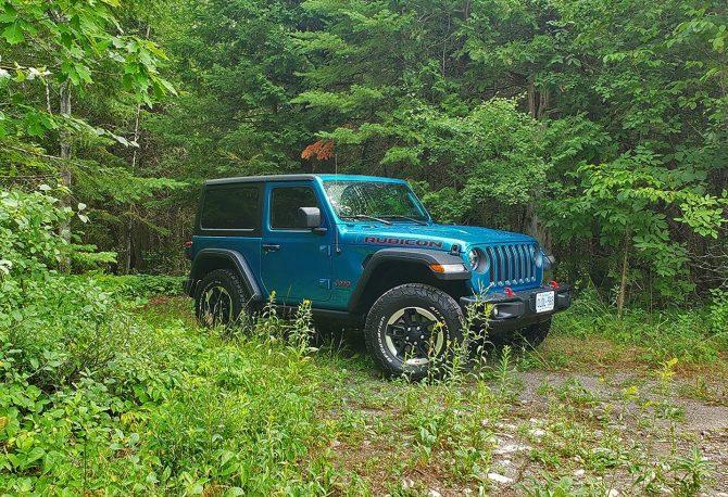 2020 Jeep Wrangler Rubicon Review