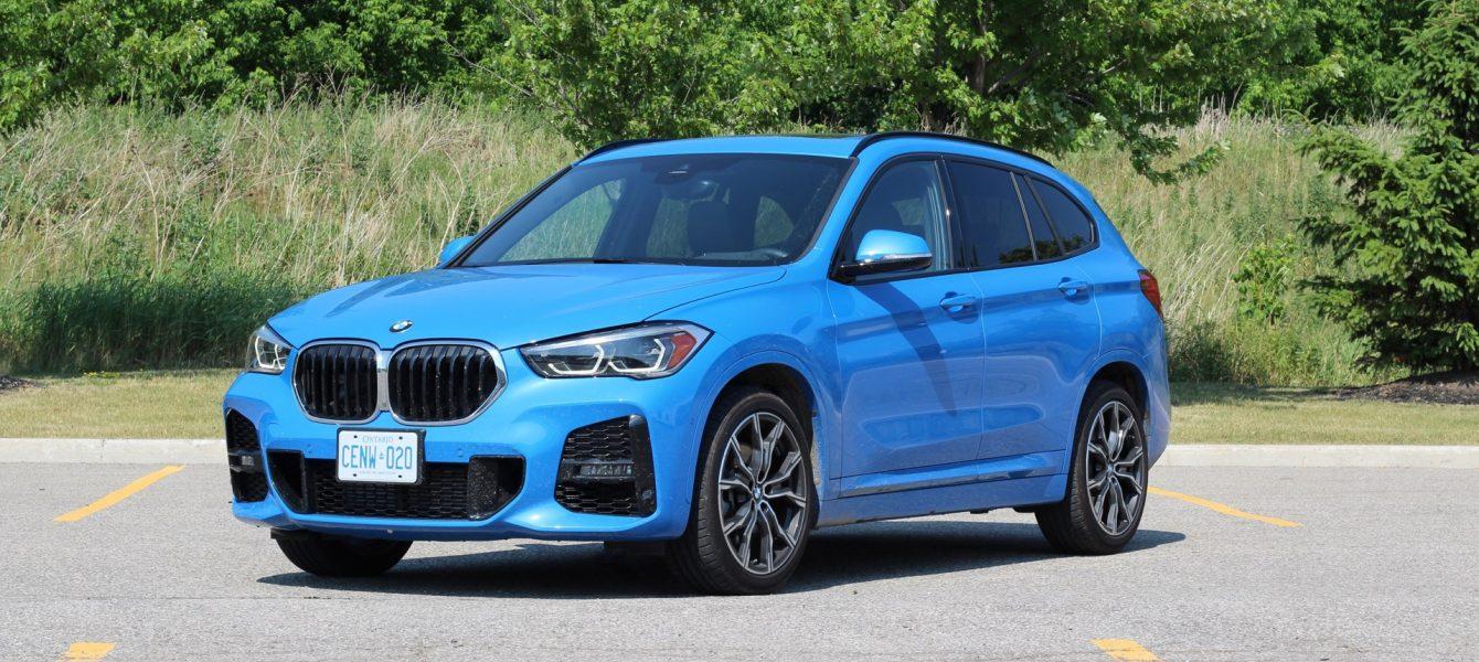 2020 BMW X1 xDrive28i Review