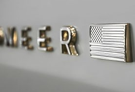 Jeep Teases Upcoming Wagoneer With New Logo