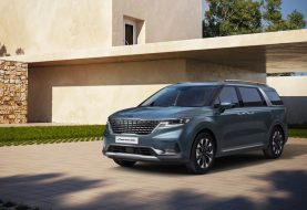 2022 Kia Sedona Shows Off Reclining 'Relaxation' Seats and Clean New Looks