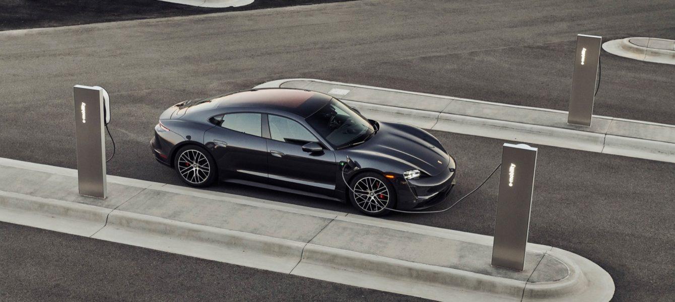 2021 Porsche Taycan Gets Better Charging, Subscription Options