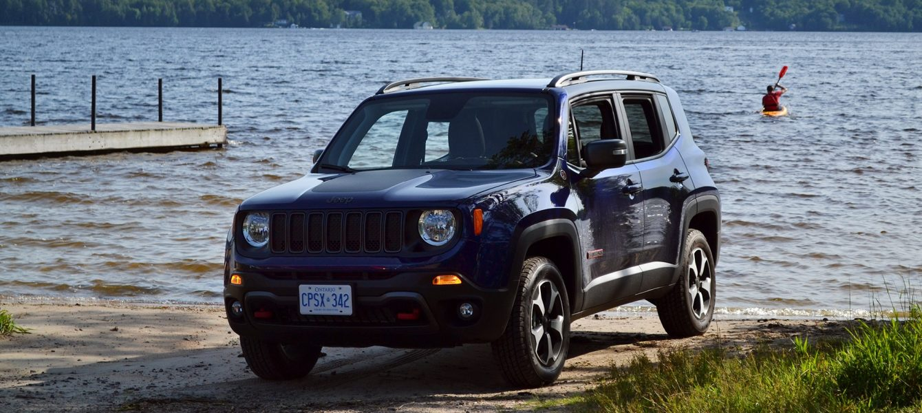 2020 Jeep Renegade Trailhawk Review: Son of Wrangler