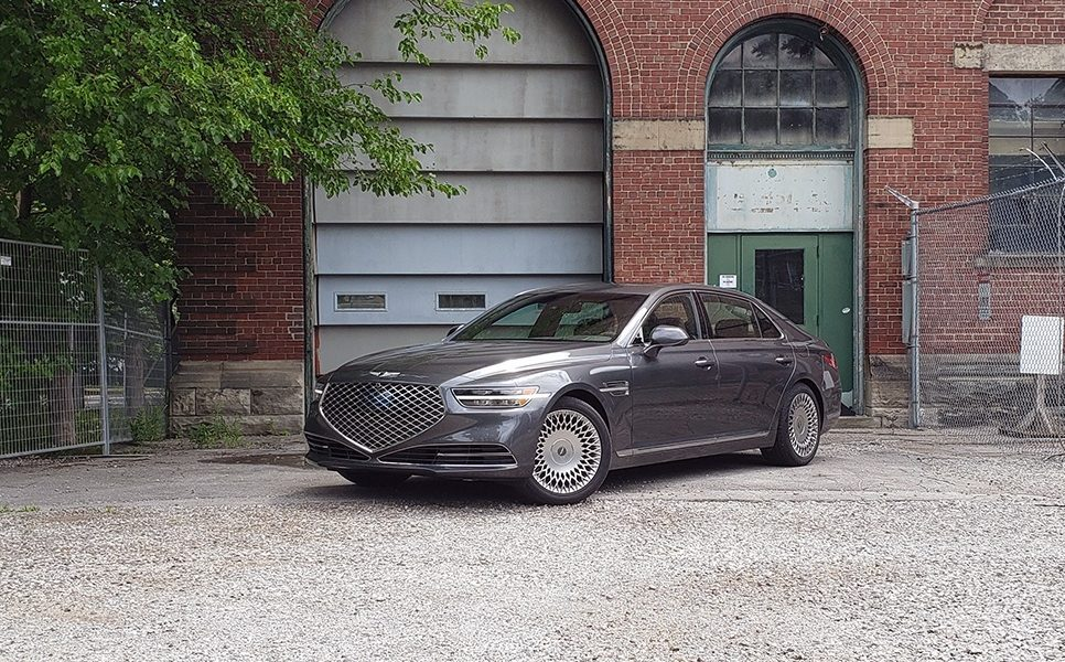 2020 Genesis G90 Review: a Second Crack at Premium Luxury