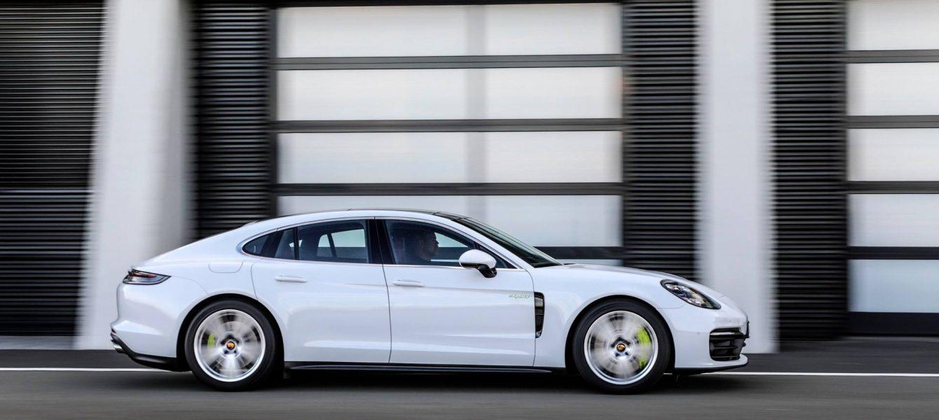 2021 Porsche Panamera Lineup Adds 552-HP Hybrid