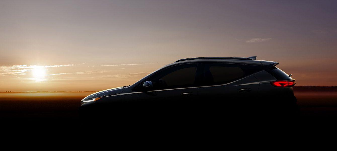 Chevrolet Teases 2022 Bolt EUV, Refreshed Bolt EV