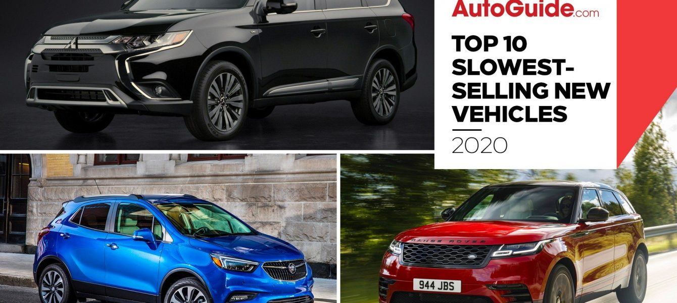 The Slowest-Selling New Vehicles of 2020 (So Far)