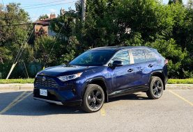 2020 Toyota RAV4 Hybrid Review: The Dependable One
