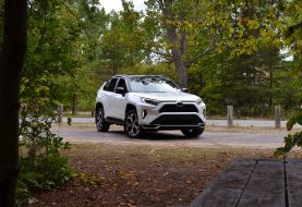 2021 Toyota RAV4 Prime First Drive Review: Plug-In Power
