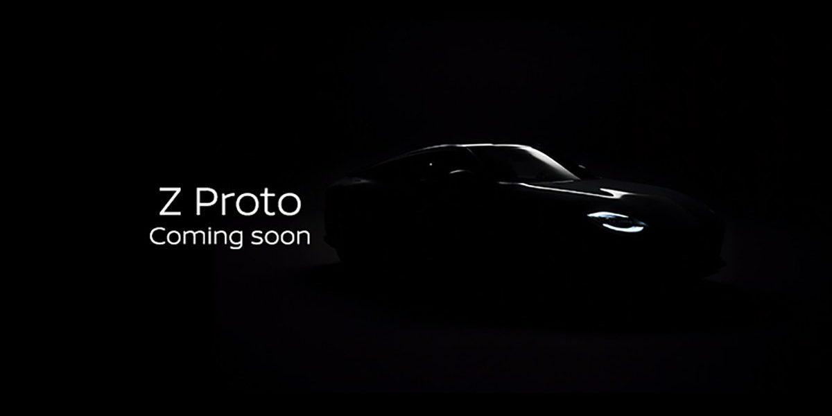 Nissan Z Concept Will Debut September 15