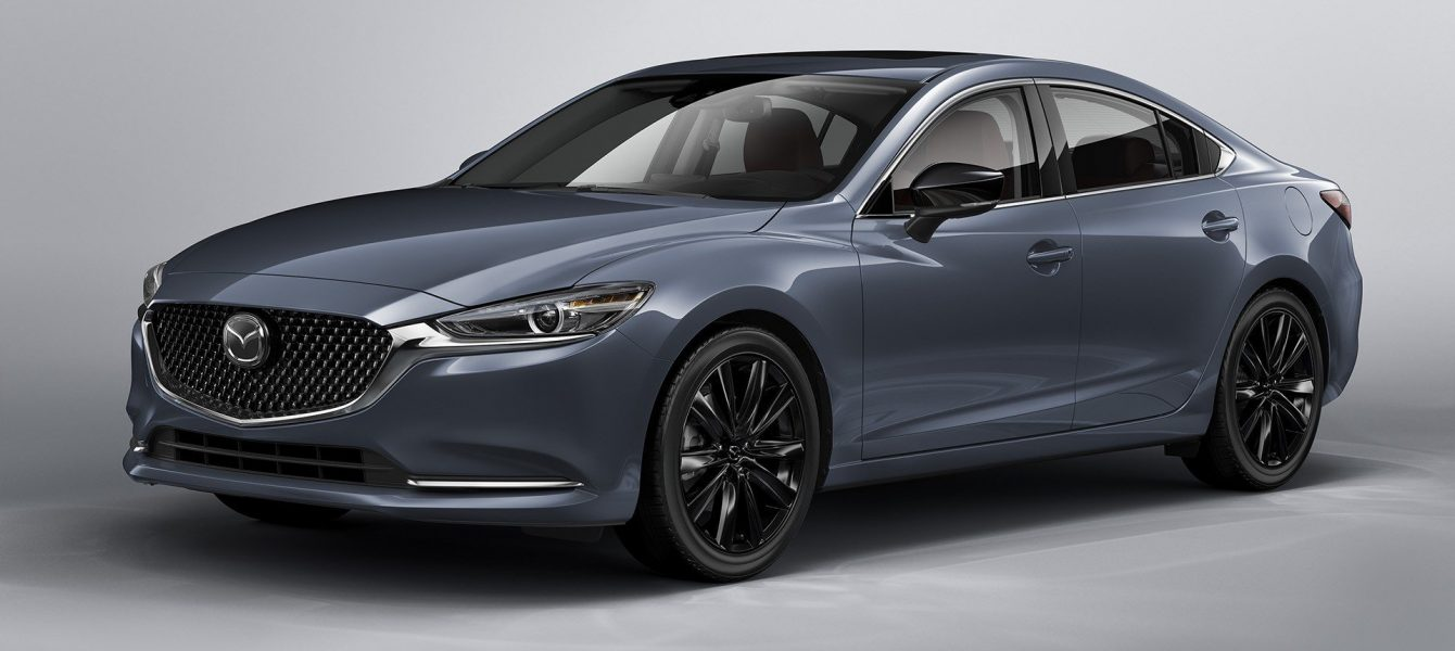 2021 Mazda 6 Gets More Torque, New Special Edition, $25,270 Starting Price