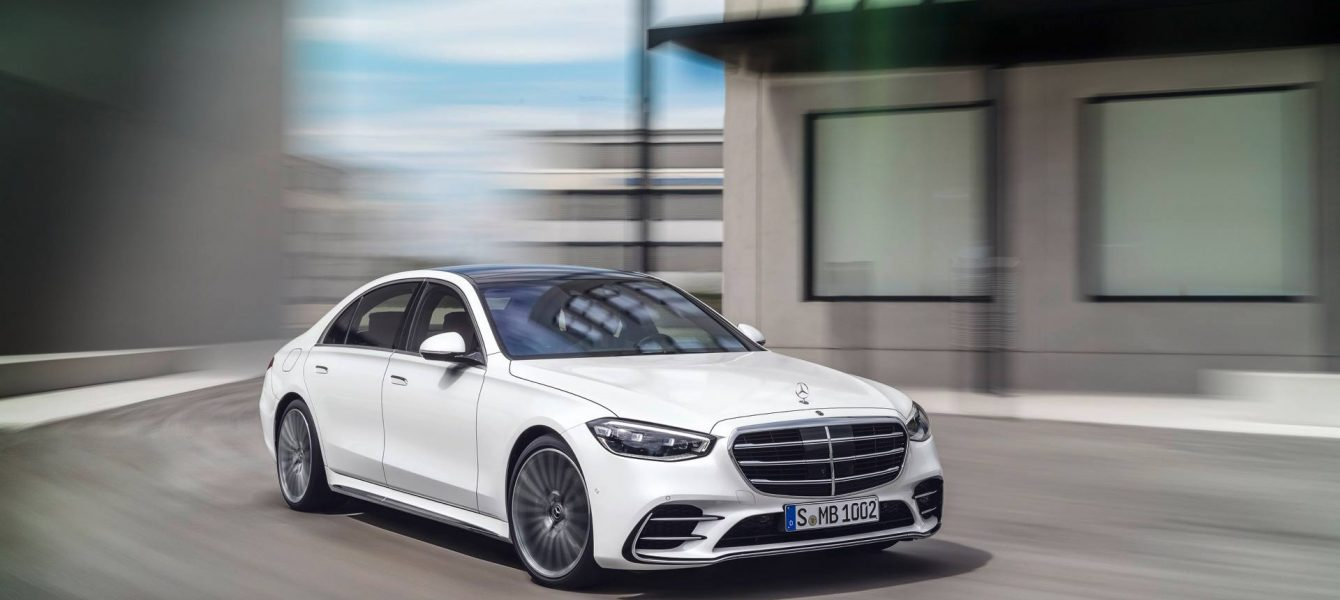2021 Mercedes-Benz S-Class Sets New Luxury Tech Benchmark