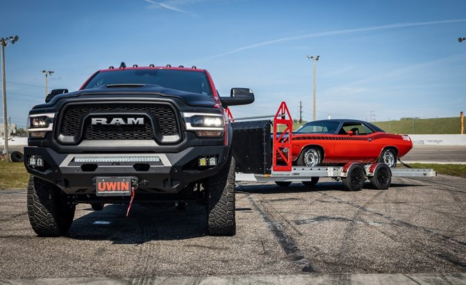 Here's How You Can Win the Ultimate Show & Tow Package from Dream Giveaway