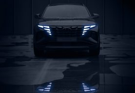 2022 Hyundai Tucson Teases Wild New Design, Debuts September 14