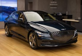 2021 Genesis G80 Preview: Hands On With the Korean 5 Series Fighter