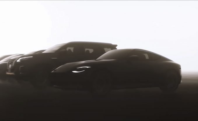 Nissan Continues Teasing New Z Sports Car, Official Reveal September 16