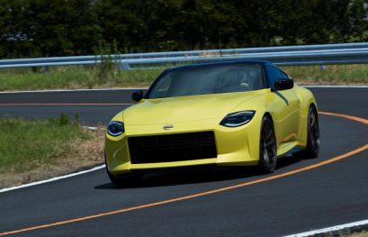 Nissan Z Proto is Retro-Styled Tease of Next-Gen Sports Car