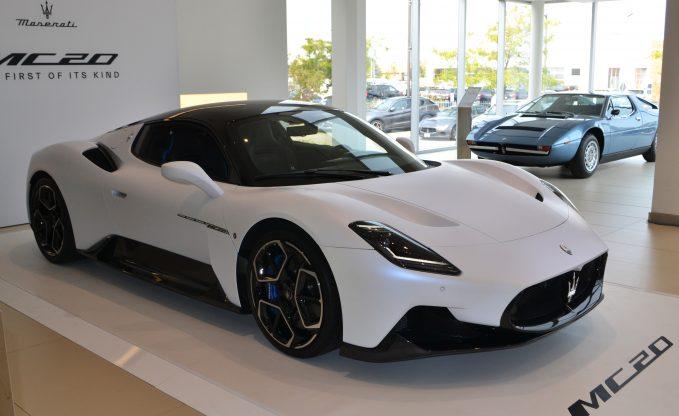 2022 Maserati MC20 Preview: First Look At Maserati's New Era