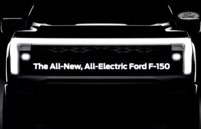 Ford Teases 2022 F-150 Electric, Will Be Most Powerful Pickup in the Lineup