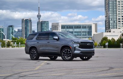 2021 Chevrolet Tahoe First Drive Review: Raising the Standard