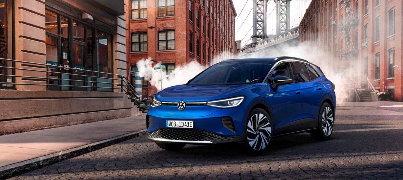2021 Volkswagen ID.4 Revealed: 250-Mile Range EV SUV Starts at $39,995