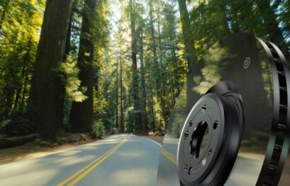 Brembo Goes Digital, Reveals New Greentive Discs and More Efficient Caliper