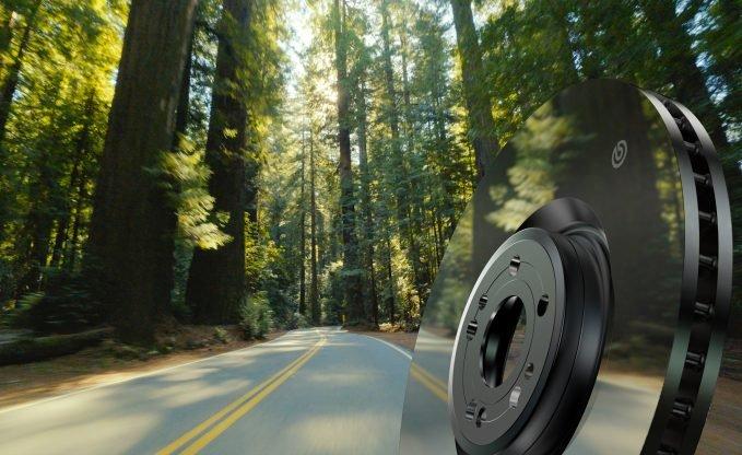 Brembo Goes Digital, Reveals New Greentive Discs and More Efficient Caliper
