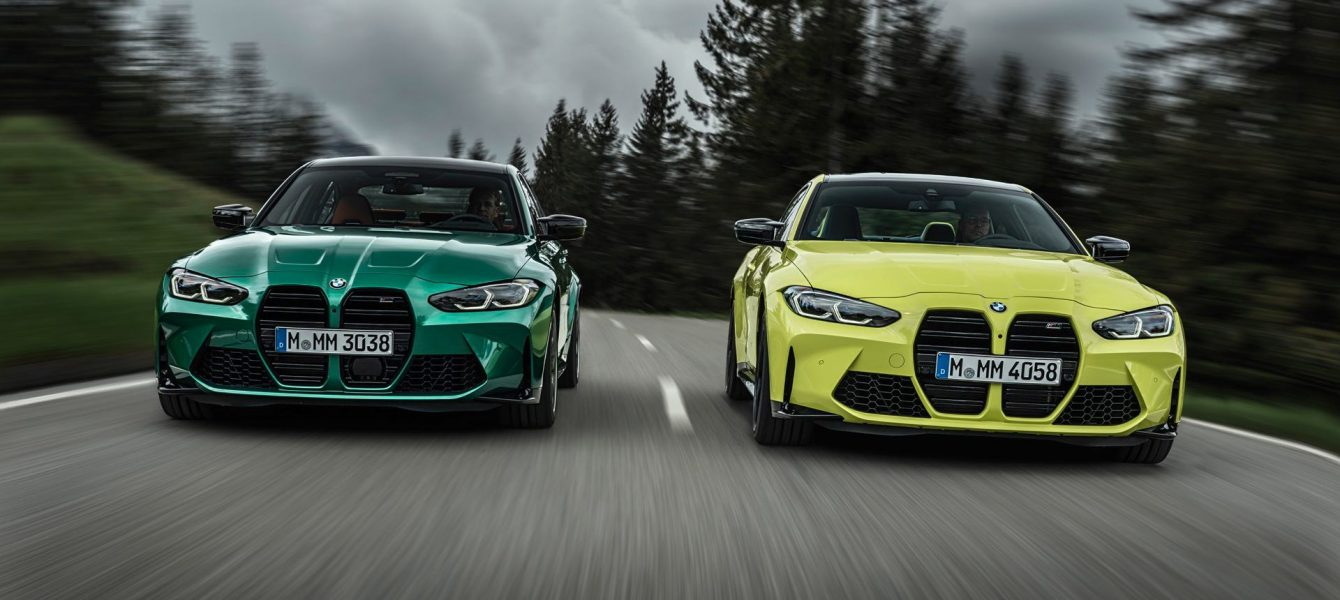 2021 BMW M3 and M4 Debut With Up To 503 HP, Available AWD and Manual Transmission