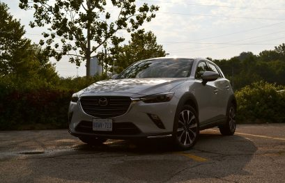 2020 Mazda CX-3 Review: When is Crossover a Coffee Table?