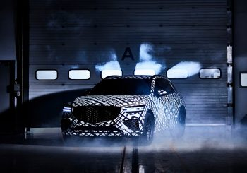 Genesis Teases GV70 Compact SUV For First Time